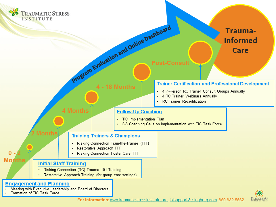 Whole-System Transformation to Trauma Informed Care (TIC ...